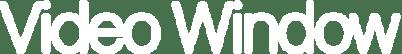 Video Window Logo